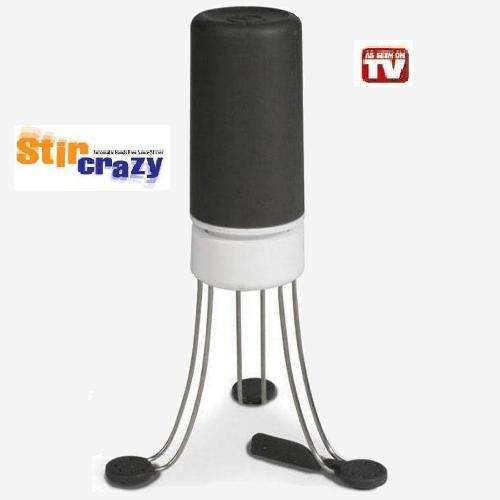 Stir Crazy Silicone Hands Free Pot Stirrer